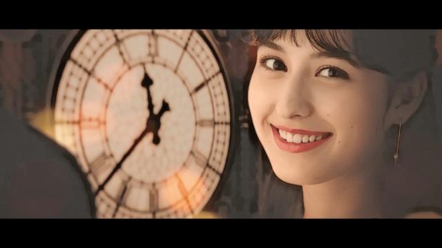女優 ウイスパー cm